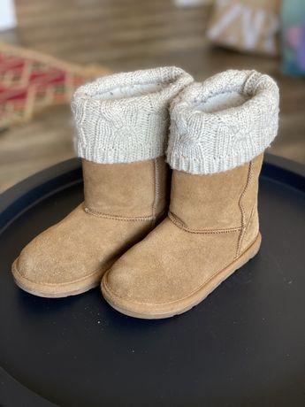 Детские ботинки угги Next