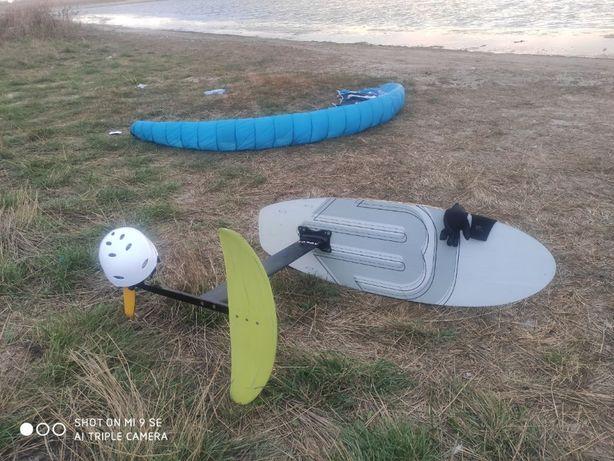 Кайт Гидрофойл для начинающих и серфинга