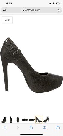 туфли Jessica Simpson, 37 размер, кожа, идеальное состояние