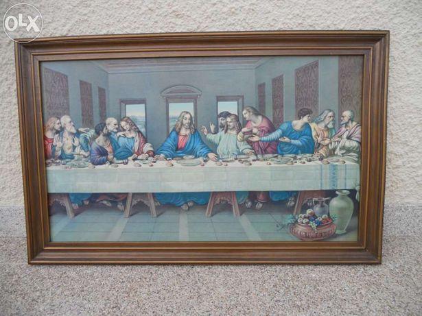 Quadro de Jesus e dos Apóstolos