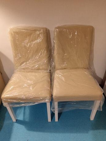 Vendo 6 cadeiras Paris Estofadas - (semi-novas)