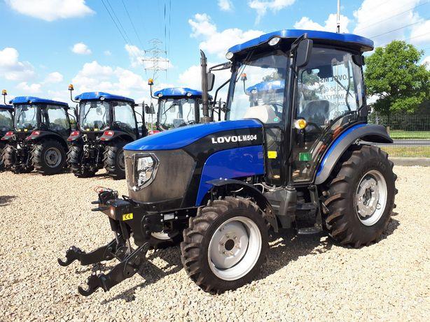 LOVOL M504 rolniczy 3055 Gwarancja 24 miesiące Klimatyzacja obciążniki