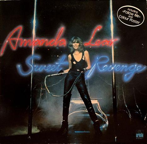 Amanda Lear – Sweet Revenge 1978 Germany виниловая пластинка альбом
