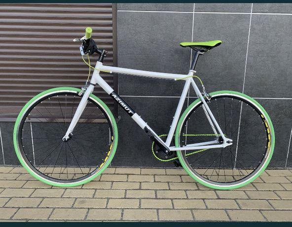 Велосипед Azimut 2015 год (городской велосипед, синглспид/фикс)