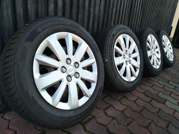 """Felgi stalowe 205/60R16 Chevrolet Cruze 5x105 Opel Astra K J IV 16"""""""