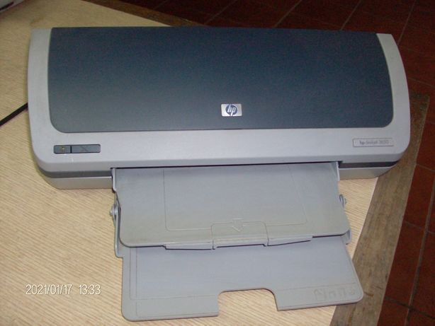 Impressora HP Deskjet 3650