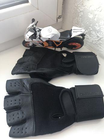 Перчатки для занятий спортом, для фитнеса/турника/бодибилдинга
