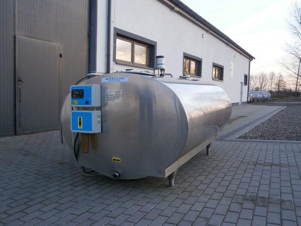 Schładzalnik zbiornik chłodnia do mleka MUELLER, ROCKA 2500 L