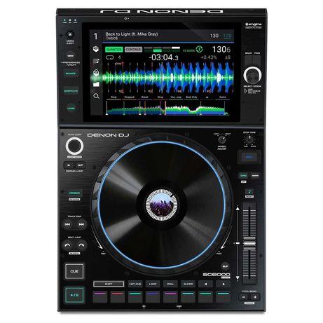 Denon DJ SC6000 Prime, Multimedia Player