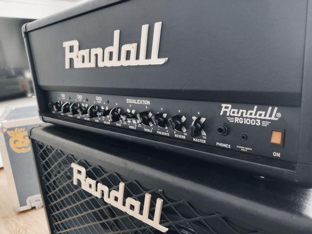 Zestaw Randall RG1003 + KOLUMNA + pokrowiec