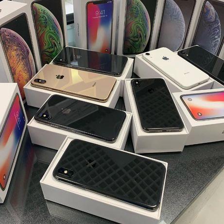 Apple IPHONE XR X XS Оригинальные / Все Цвета / ГАРАНТИЯ Айфон