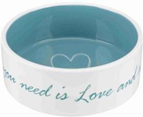Ceramiczna miska dla psa Trixie 2szt