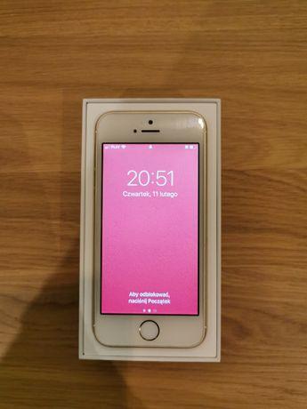 iPhone SE 32GB złoty