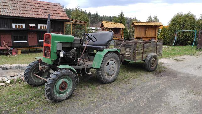 Esiok Traktorek Stan Bardzo Dobry