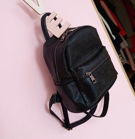 Plecak mały Jenny Fairy czarny plecaczek