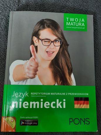 Podręcznik Język Niemiecki PONS zakres podstawowy