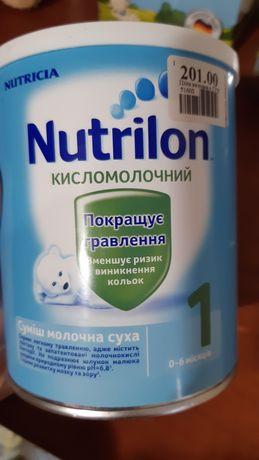 Nutrilon смесь молочная