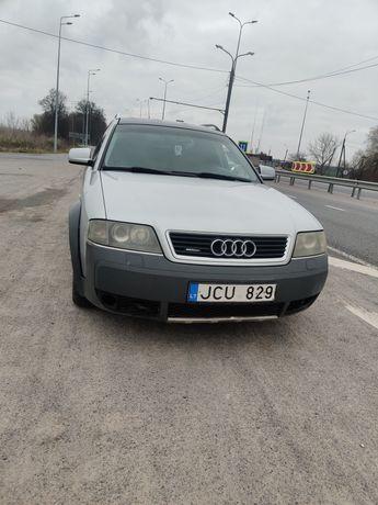 Audi A6 Quattro Allroad