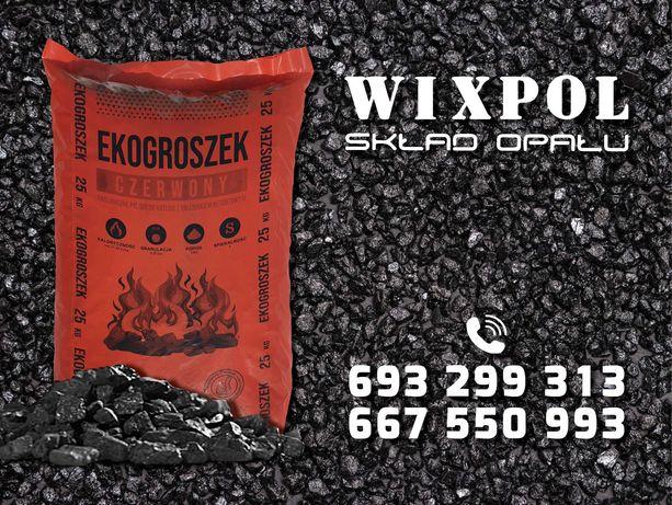 Firmowy Skład Węgla WIXPOL EKOgroszek, HDS Transport