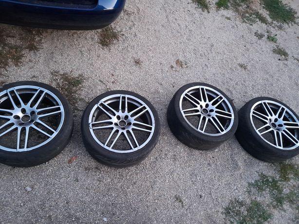 Jantes 19 5x112 com pneus