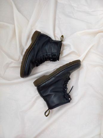 Dr Martens грубые ботинки берцы мартенсы