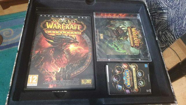 World of Warcraft Cataclysm edycja kolekcjonerska