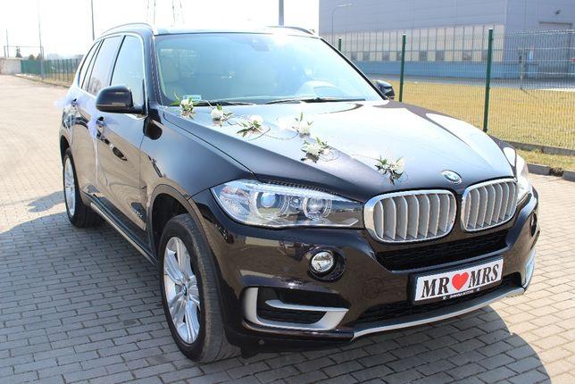 Auto do ślubu - BMW X5 F15