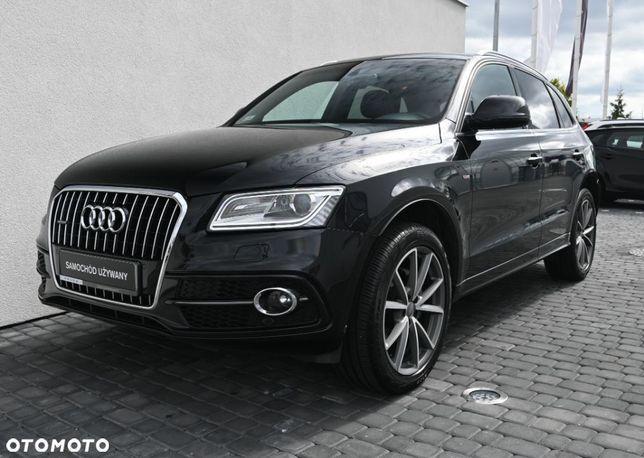 Audi Q5 Autoryzowany Dealer Volvo, Pl Salon, 2.0tfsi 224km