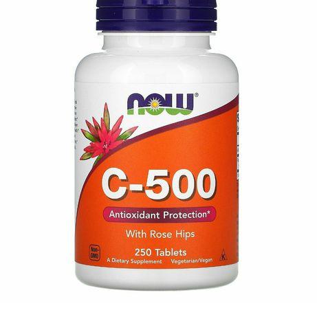 Витамин С -500 с шиповником