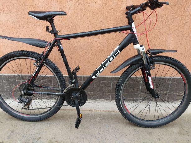 Велосипед focus raven alu
