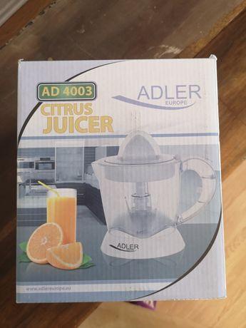Wyciskarka do owoców Adler nowa