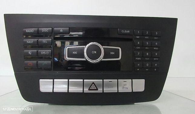 Auto-Radio Mercedes-Benz C-Class T-Model (S204)