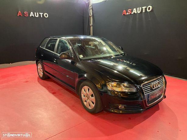Audi A3 Sportback 1.9 TDi Attraction