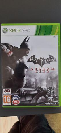 Gra xbox 360 Batman Arkham City