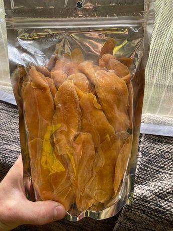 Манго сушене без цукру
