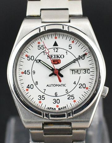 Seiko 5 Jóia 21 Automático. Made JAPAN Relógio Masculino. 35 mm