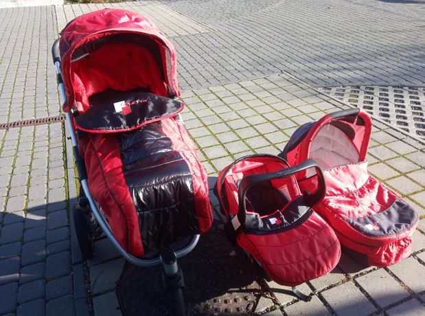 Wózek dziecięcy 3 w 1 Coletto Austin 4 Prestige