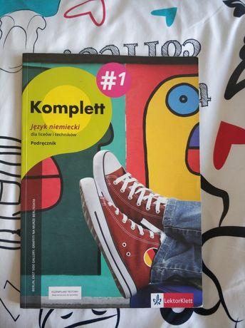 Komplett 1 podręcznik do języka niemieckiego
