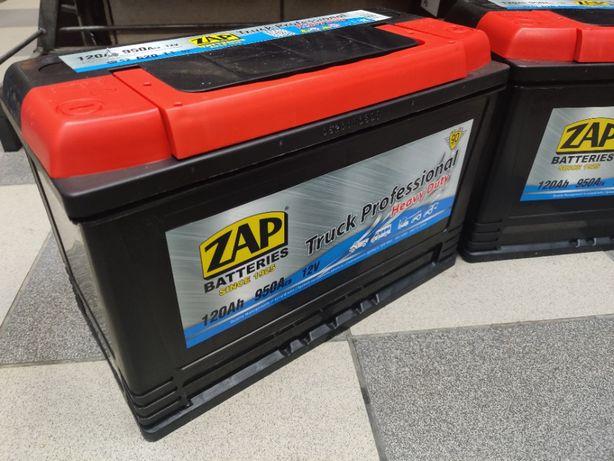 Akumulator Zap Truck Professional 12V 120Ah 950A Iveco Kraków