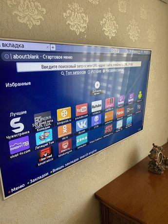 Телевизор Samsung UE-46F6510 , как новый !