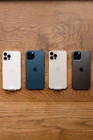 iPhone 12 Pro Max 128/256Gb ВСЕ ЦВЕТА (рассрочка под 0%)
