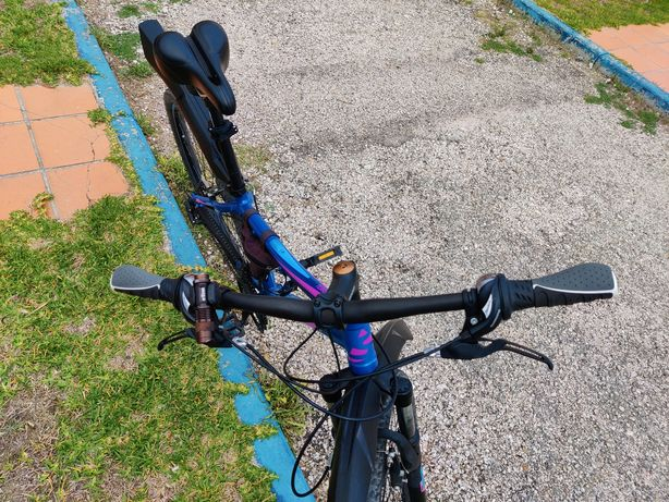 Bicicleta de montanha Terrain 10