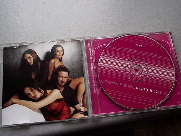 cd The Corrs - In Blue (special edition) warner music 2000