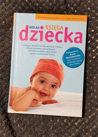 """Książka """"Wielka księga dziecka"""""""