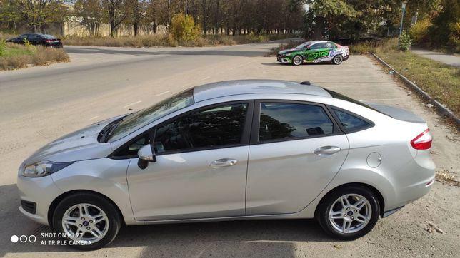 Ford Fiesta SE Форд