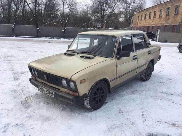 ВАЗ 2106 1987 1.3 бензин в хорошем состоянии