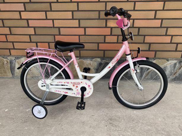 Дитячий велосипед з Німеччини VERMONT 18