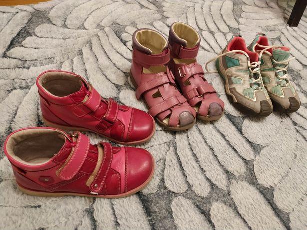 Buty korekcyjne Mrugała, Ani-But i Decathlon