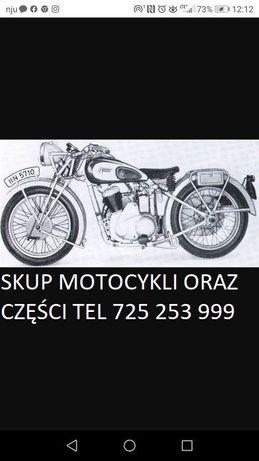 Skup starych motocykli osa m52 m50 junak shl wfm ifa bmw m04 nsu 301