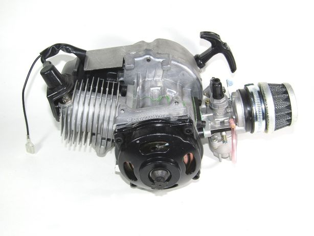 Двигатель 49сс на мини мото покет пит байк mini moto pocket bit bike